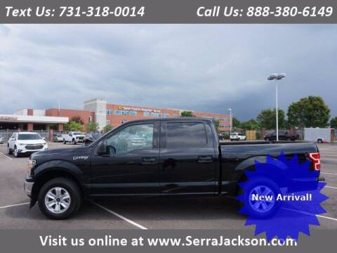 2018 Ford F-150 for sale at Serra Of Jackson in Jackson TN