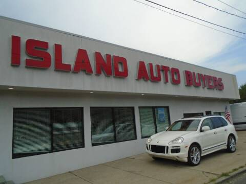 2010 Porsche Cayenne for sale at Island Auto Buyers in West Babylon NY