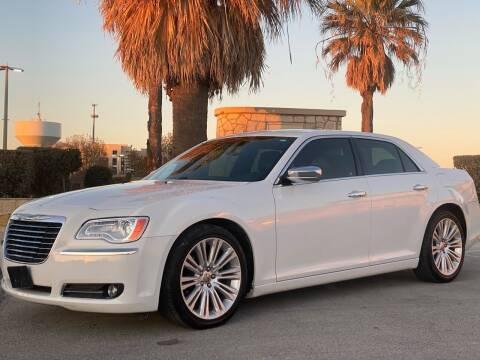 2014 Chrysler 300 for sale at Motorcars Group Management - Bud Johnson Motor Co in San Antonio TX