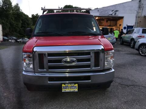 2013 Ford E-Series Cargo for sale at Worldwide Auto Sales in Fall River MA