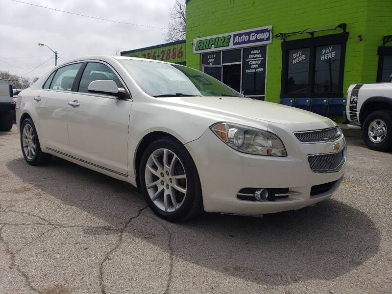 2011 Chevrolet Malibu for sale at Empire Auto Group in Indianapolis IN