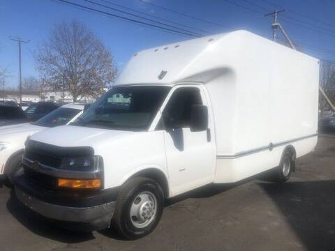 2019 Chevrolet Express Cutaway for sale at BATTENKILL MOTORS in Greenwich NY