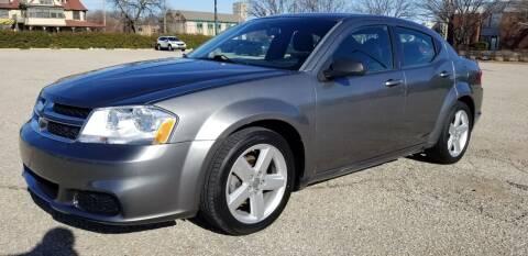 2013 Dodge Avenger for sale at JC Auto Sales LLC in Wichita KS