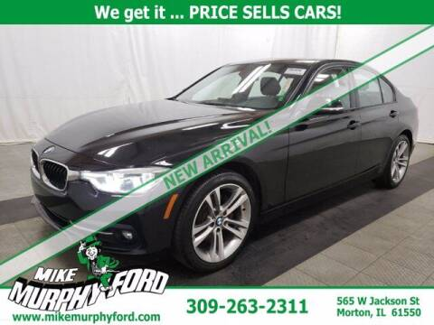 2018 BMW 3 Series for sale at Mike Murphy Ford in Morton IL