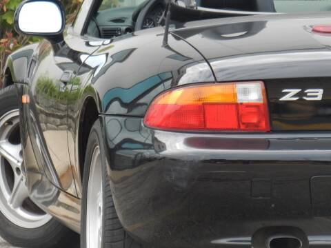 1998 BMW Z3 for sale at Moto Zone Inc in Melrose Park IL
