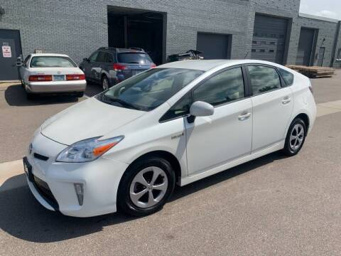 2014 Toyota Prius for sale at The Car Buying Center in St Louis Park MN