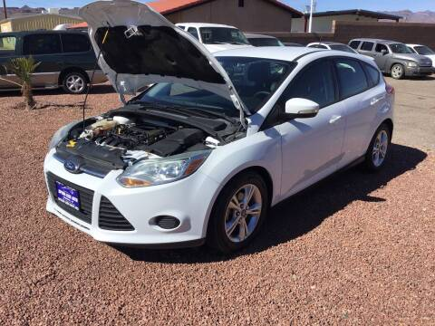 2013 Ford Focus for sale at SPEND-LESS AUTO in Kingman AZ