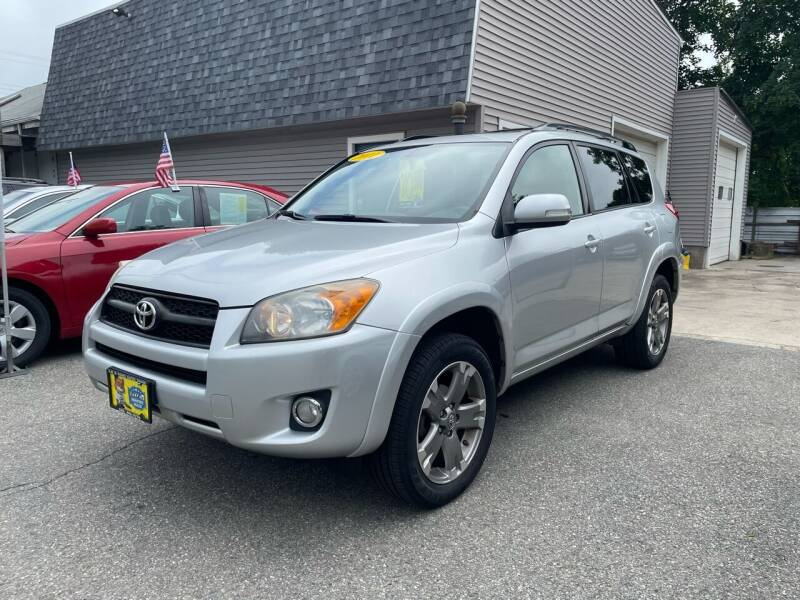 2011 Toyota RAV4 for sale at JK & Sons Auto Sales in Westport MA