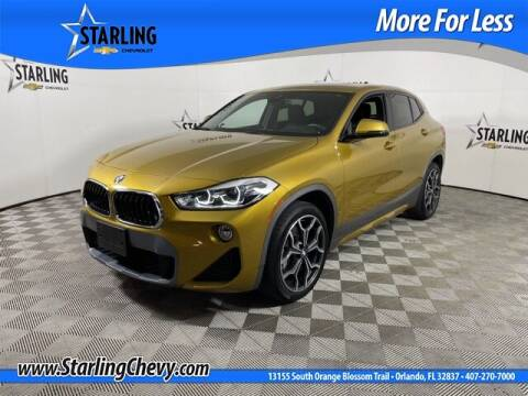 2018 BMW X2 for sale at Pedro @ Starling Chevrolet in Orlando FL