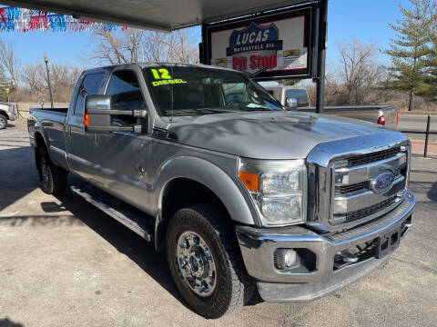 2012 Ford F-350 Super Duty for sale at Midwest Motors 215 Inc. in Bonner Springs KS