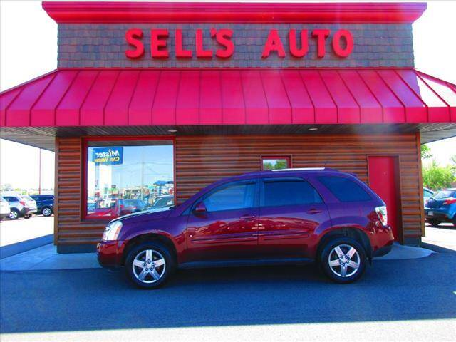 2009 Chevrolet Equinox for sale at Sells Auto INC in Saint Cloud MN