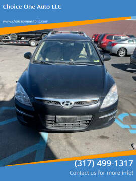 2012 Hyundai Elantra Touring for sale at Choice One Auto LLC in Beech Grove IN