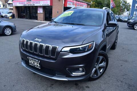 2019 Jeep Cherokee for sale at Foreign Auto Imports in Irvington NJ