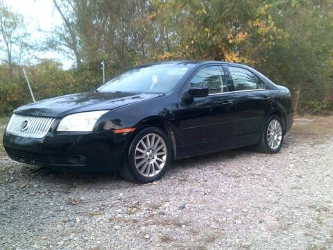 2006 Mercury Milan for sale at WEINLE MOTORSPORTS in Cleves OH