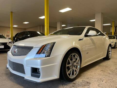 2011 Cadillac CTS-V for sale at Vantage Auto Group - Vantage Auto Wholesale in Lodi NJ