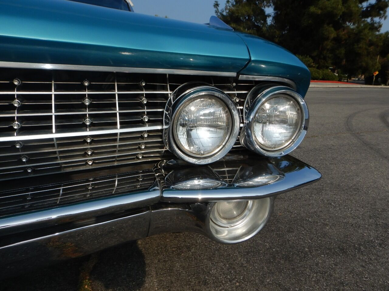 1961 Cadillac Eldorado Biarritz 18
