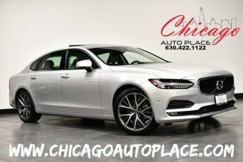 2018 Volvo S90 for sale at Chicago Auto Place in Bensenville IL