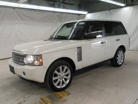 2007 Land Rover Range Rover for sale at Action Automotive Service LLC in Hudson NY