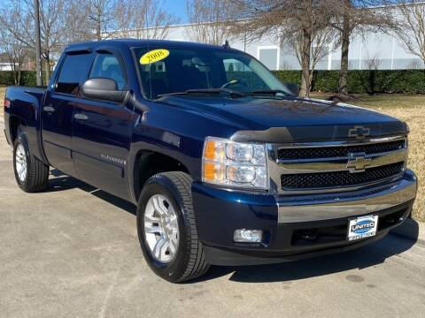 2008 Chevrolet Silverado 1500 for sale at UNITED AUTO WHOLESALERS LLC in Portsmouth VA