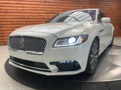 2017 Lincoln Continental for sale at Dixie Motors in Fairfield OH