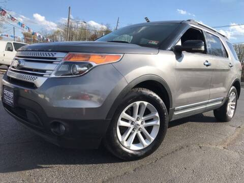 2013 Ford Explorer for sale at Certified Auto Exchange in Keyport NJ