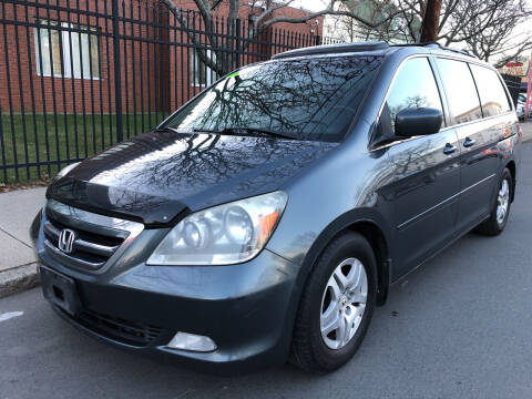 2006 Honda Odyssey for sale at Commercial Street Auto Sales in Lynn MA