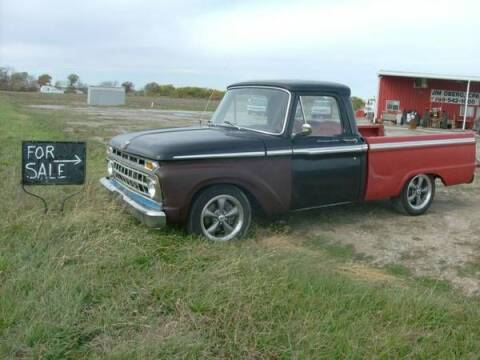 1965 Ford F-100 for sale at Haggle Me Classics in Hobart IN