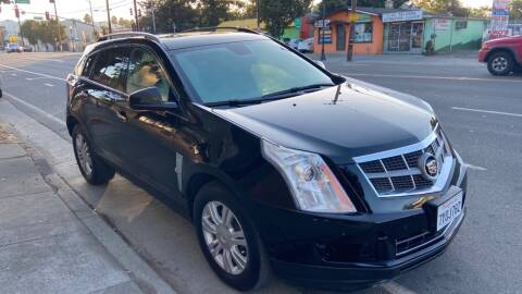 2010 Cadillac SRX for sale at ALL CREDIT AUTO SALES in San Jose CA