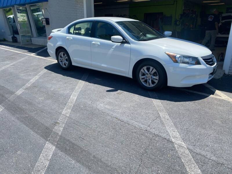 2011 Honda Accord for sale at Ginters Auto Sales in Camp Hill PA