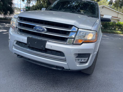 2016 Ford Expedition for sale at Elite Florida Cars in Tavares FL