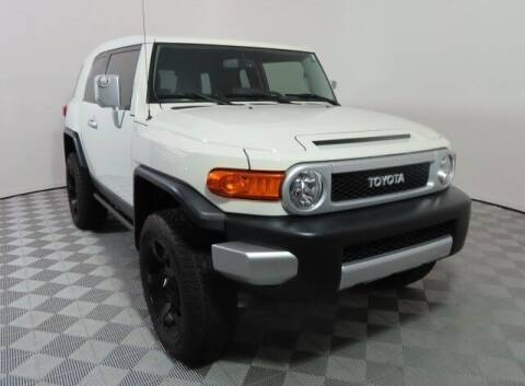 2014 Toyota FJ Cruiser for sale at Autos by Jeff Scottsdale in Scottsdale AZ
