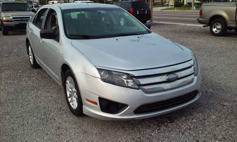 2010 Ford Fusion for sale at Pinellas Auto Brokers in Saint Petersburg FL