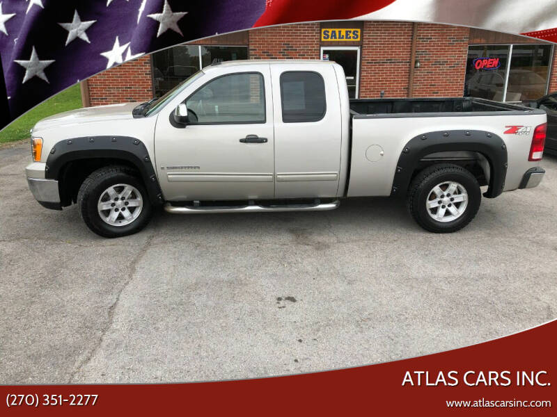 2008 GMC Sierra 1500 for sale at Atlas Cars Inc. in Radcliff KY