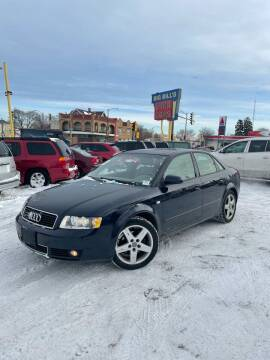 2005 Audi A4 for sale at Big Bills in Milwaukee WI