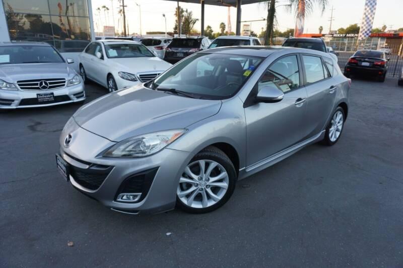 2010 Mazda MAZDA3 for sale at Industry Motors in Sacramento CA