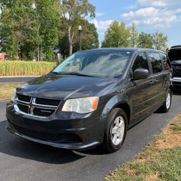 2011 Dodge Grand Caravan for sale at Diamond Automobile Exchange in Woodbridge VA