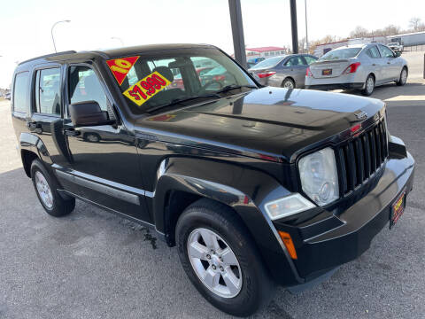 2010 Jeep Liberty for sale at Top Line Auto Sales in Idaho Falls ID