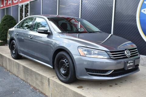 2014 Volkswagen Passat for sale at Alfa Romeo & Fiat of Strongsville in Strongsville OH
