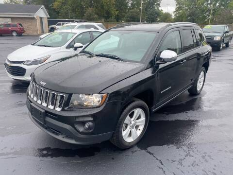 2016 Jeep Compass for sale at CarSmart Auto Group in Orleans IN