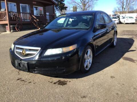 2005 Acura TL for sale at Sparkle Auto Sales in Maplewood MN