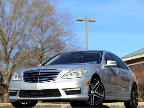 2010 Mercedes-Benz S-Class for sale at Carma Auto Group in Duluth GA