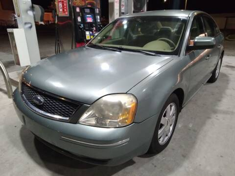 2006 Ford Five Hundred for sale at Low Price Auto Sales LLC in Palm Harbor FL