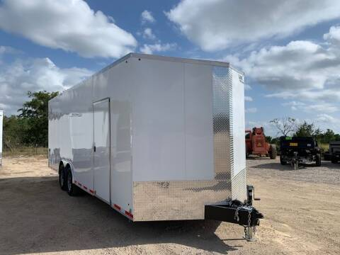 2022 Look Trailers  -ENCLOSED 8.5' X 24'' X 7'.6'