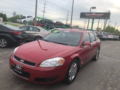 2007 Chevrolet Impala for sale at Washington Auto Group in Waukegan IL