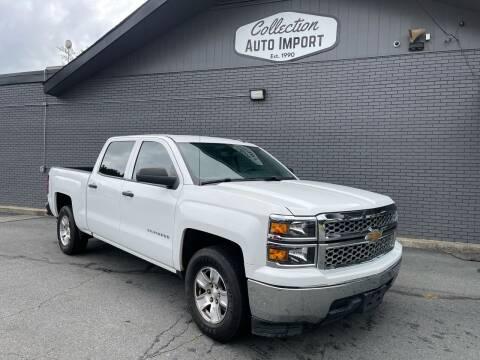 2014 Chevrolet Silverado 1500 for sale at Collection Auto Import in Charlotte NC