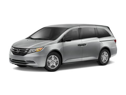 2015 Honda Odyssey for sale at Hi-Lo Auto Sales in Frederick MD