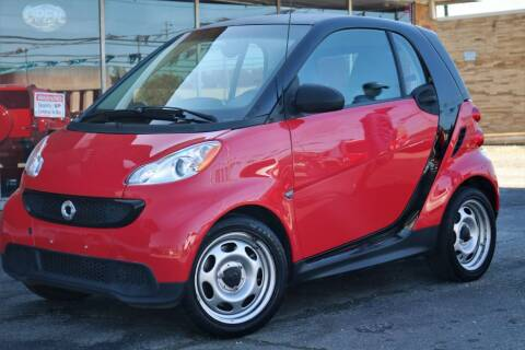 2014 Smart fortwo for sale at JT AUTO in Parma OH