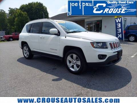 2014 Jeep Compass for sale at Joe and Paul Crouse Inc. in Columbia PA