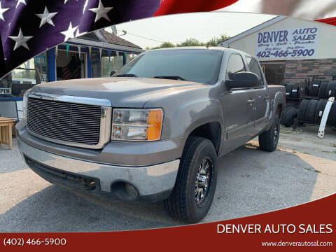2008 GMC Sierra 1500 for sale at Denver Auto Sales in Lincoln NE