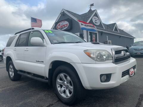 2008 Toyota 4Runner for sale at Cape Cod Carz in Hyannis MA